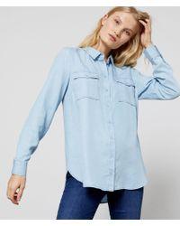 Etam - Camisa de - Lyst