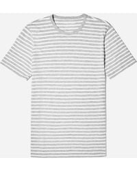 Everlane - The Cotton Slub Crew - Lyst