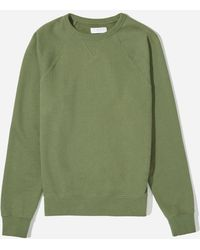 Everlane - The Classic French Terry Crew - Lyst