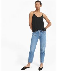 Everlane - The Clean Silk Cami - Lyst