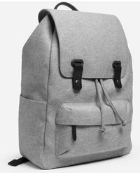 Everlane - The Twill Snap Backpack - Lyst
