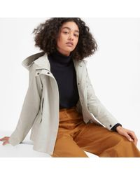 Everlane - The Cropped City Anorak - Lyst