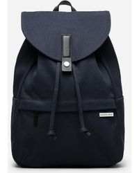 Everlane - The Modern Twill Single Snap Backpack - Large - Lyst