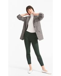 Everlane - The Work Pant (ankle) - Lyst