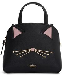 Kate Spade - Lottie Cats Meow Small Tote Bag - Lyst