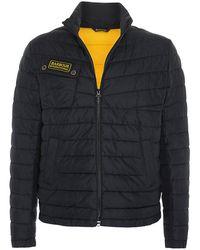 Barbour - Chain International Baffle Puffa Jacket - Lyst