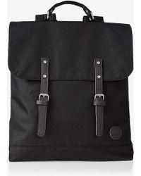 Express - Enter Black Backpack - Lyst