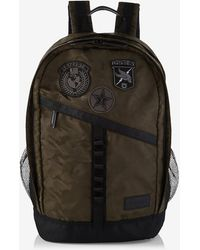 Express - Camo Patch Embellished Backpack - Lyst