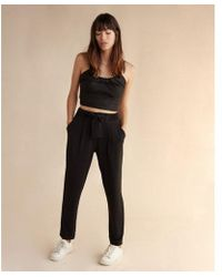 Express - Mid Rise Ankle Jogger Pant - Lyst