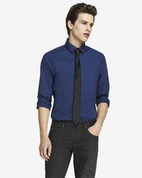 Express - Classic Fit 1mx Shirt - Lyst
