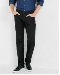 Express - Ig & Tall Slim Straight - Lyst