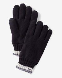 Express - Tech Touchscreen Compatible Gloves - Lyst