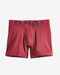 Express - Marled Boxer Briefs - Lyst