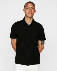 Express - Pocket Performance Polo - Lyst