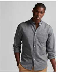 Express - Soft Wash Oxford Shirt - Lyst