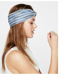 Express - Natasha Knit Headwrap - Lyst