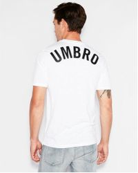 Express - Umbro Arch Ultra Tee - Lyst