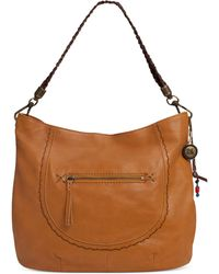 The Sak Indio Leather Hobo - Lyst