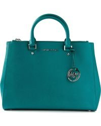 Michael by Michael Kors Medium Sutton Tote - Lyst
