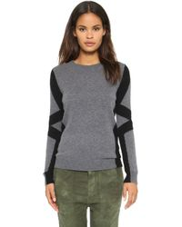 Top Secret - Nolita Sweater - Charcoal - Lyst