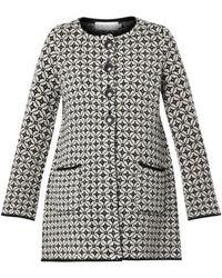 Goat Victoria Wool Knit Cardigan - Lyst