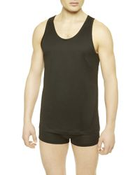 La Perla Club Tank Top - Lyst