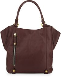 orYANY Aquarius Leather Shoulder Bag - Lyst