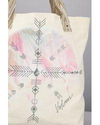 Volcom - Beach Bag - Lyst