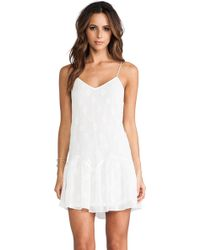 Dolce Vita White Inigo Dress - Lyst