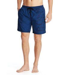 Hugo Boss Killifish  Quick Dry Logo Board Shorts - Lyst