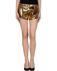 Golden Goose Deluxe Brand Shorts - Lyst