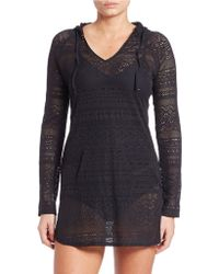 Prana - Luiza Knit Cover-up - Lyst