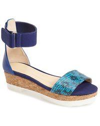 Jimmy Choo Women'S 'Neat' Ankle Strap Sandal - Lyst