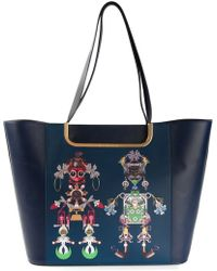 Mary Katrantzou Marinela Shopper Tote - Lyst