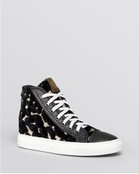 Studswar - Lace Up High Top Sneakers - Irvine - Lyst