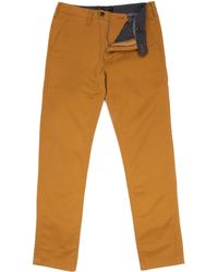 Ted Baker Lucksty Slim Fit Chino - Lyst