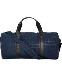 Jack Spade - Quilted Tech Duffel Bag - Lyst
