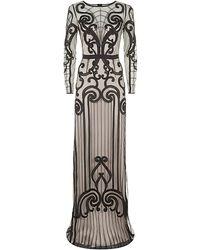 Temperley London Long Catroux Dress - Lyst