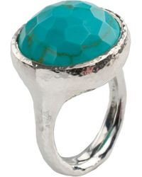 Ippolita - Turquoise Lollipop Ring - Lyst