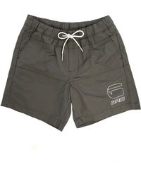 G-Star RAW Khaki Yoshem Raw Swim Shorts green - Lyst