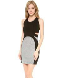 Jay Ahr Sleeveless Dress - Lyst