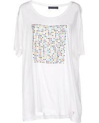 Tru Trussardi - T-shirt - Lyst