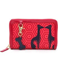 Jonathan Adler - Smart Phone Continental Zip Wallet - Lyst