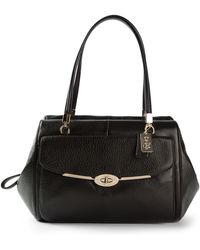 Coach Multicompartment Tote - Lyst