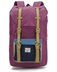 Herschel Supply Co. - Women'S Little America Mid Volume Backpack - Lyst