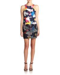Trina Turk Printed Aptos Dress - Lyst