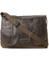 Marc New York - Brown Lindburgh Messenger Bag - Lyst