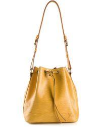 Louis Vuitton Noe Bucket Shoulder Bag - Lyst