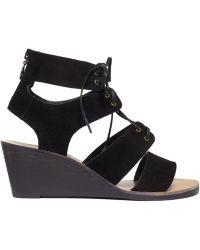 Denim & Supply Ralph Lauren - Denim Supply Leni Wedge Sandals - Lyst