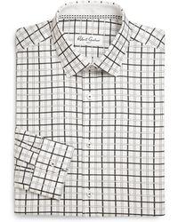 Robert Graham Checked Dress Shirt - Lyst